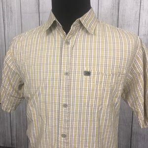 THE NORTH FACE A5 Series Medium Yellow Shirt